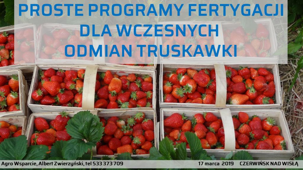 Akademia Uprawy Truskawek w Czerwiński nad Wisłą